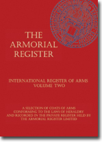 Volume 2 The Armorial Register - International Register of Arms