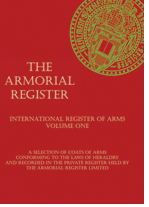 Volume 1 Burke's Peerage & Gentry International Register of Arms